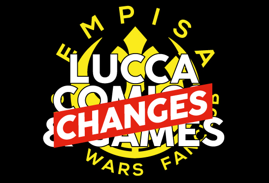Lucca Comics & Games Changes 2020